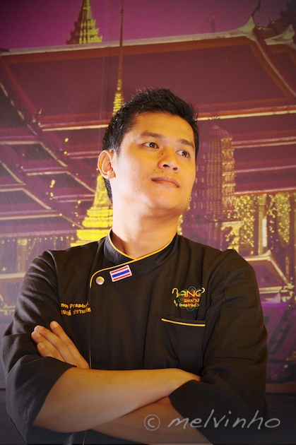 Bangkok Thai Food Cafe - Head Chef